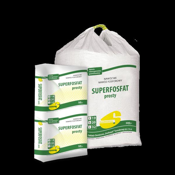 Суперфосфат гранульований